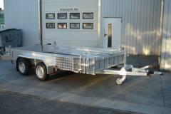 Alutraum Plattform 2700 kg